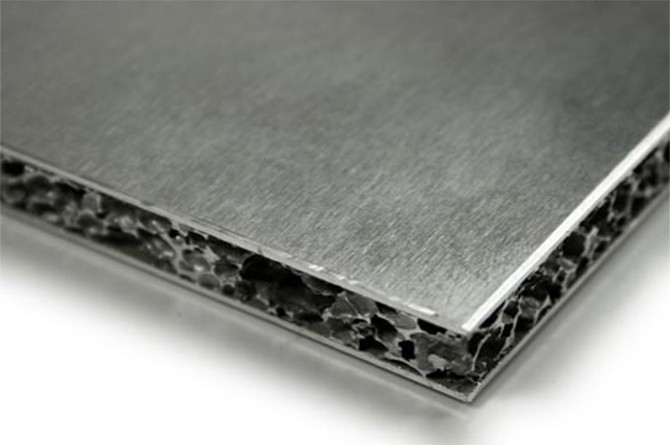 piana aluminiowa