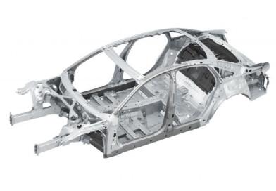 Metale Lekkie zastosowane w Audi A8