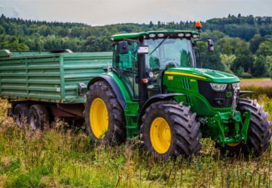 Aluminiowe ciągniki rolnicze i kombajny